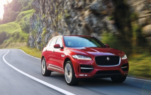 Jaguar F-Pace 2016 Free HD Wallpapers
