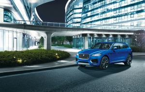 Pictures of Jaguar F-Pace 2016