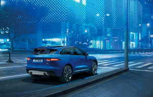Jaguar F-Pace 2016 Pictures