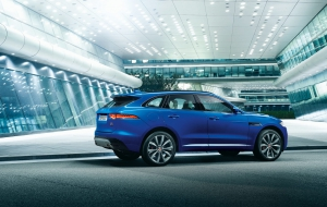 Jaguar F-Pace 2016 Photos