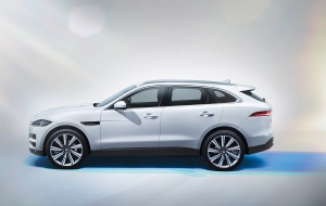 Jaguar F-Pace 2016 Widescreen