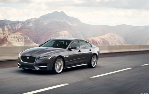Jaguar XF 2015 Desktop Pictures
