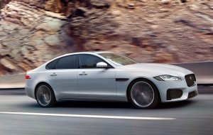 Jaguar XF 2015 Computer Backgrounds