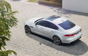 Jaguar XF 2015 HD Wallpaper