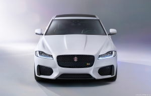Jaguar XF 2015 Free Wallpaper for Computer