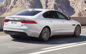Jaguar XF 2015 Pictures