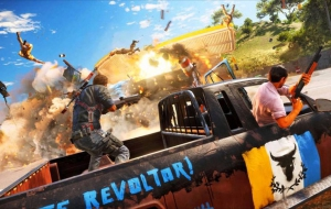 Just Cause 3 High Quality Wallpapers