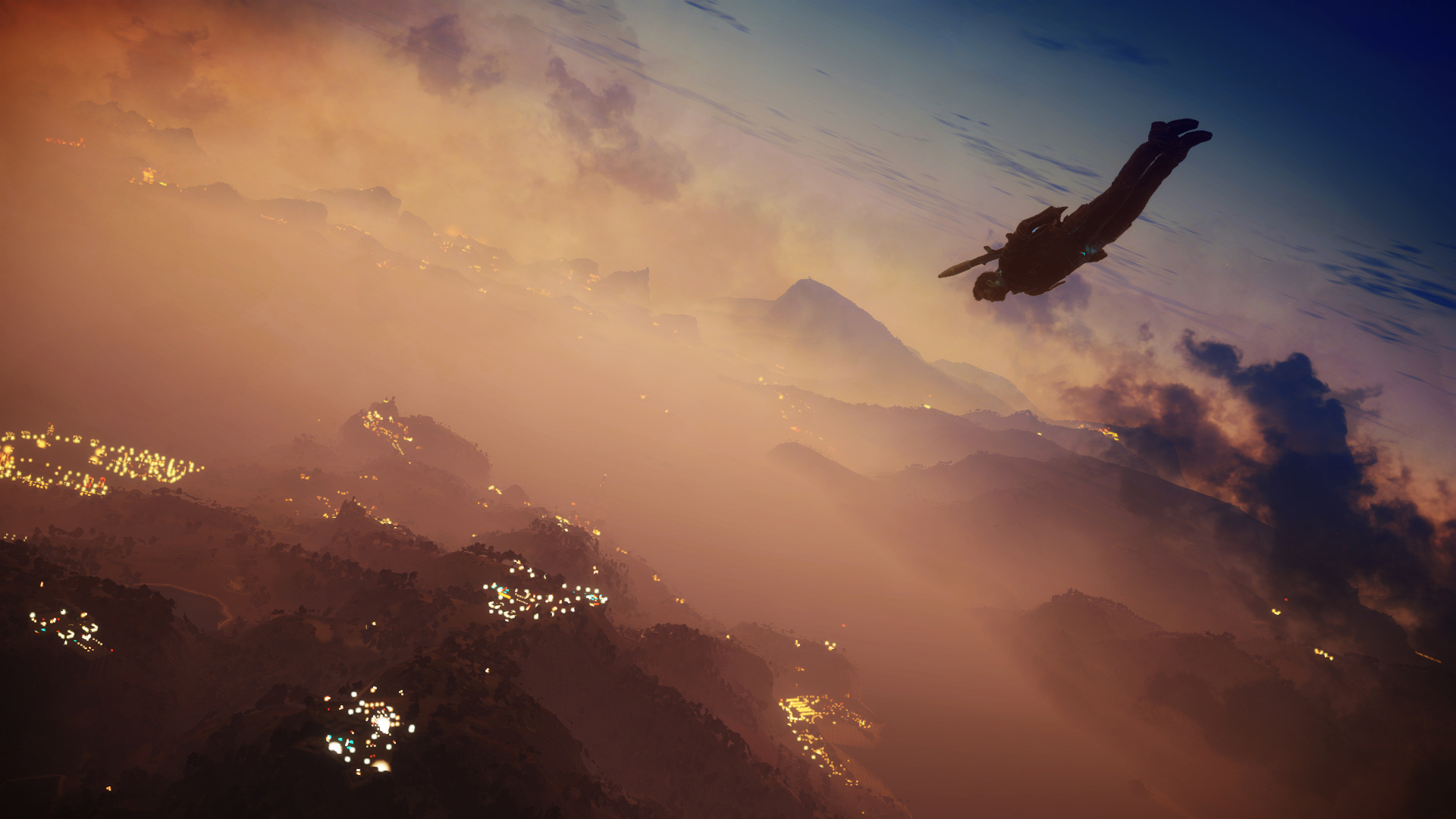Just Cause 3 HD Wallpapers &amp Screenshots Free Download