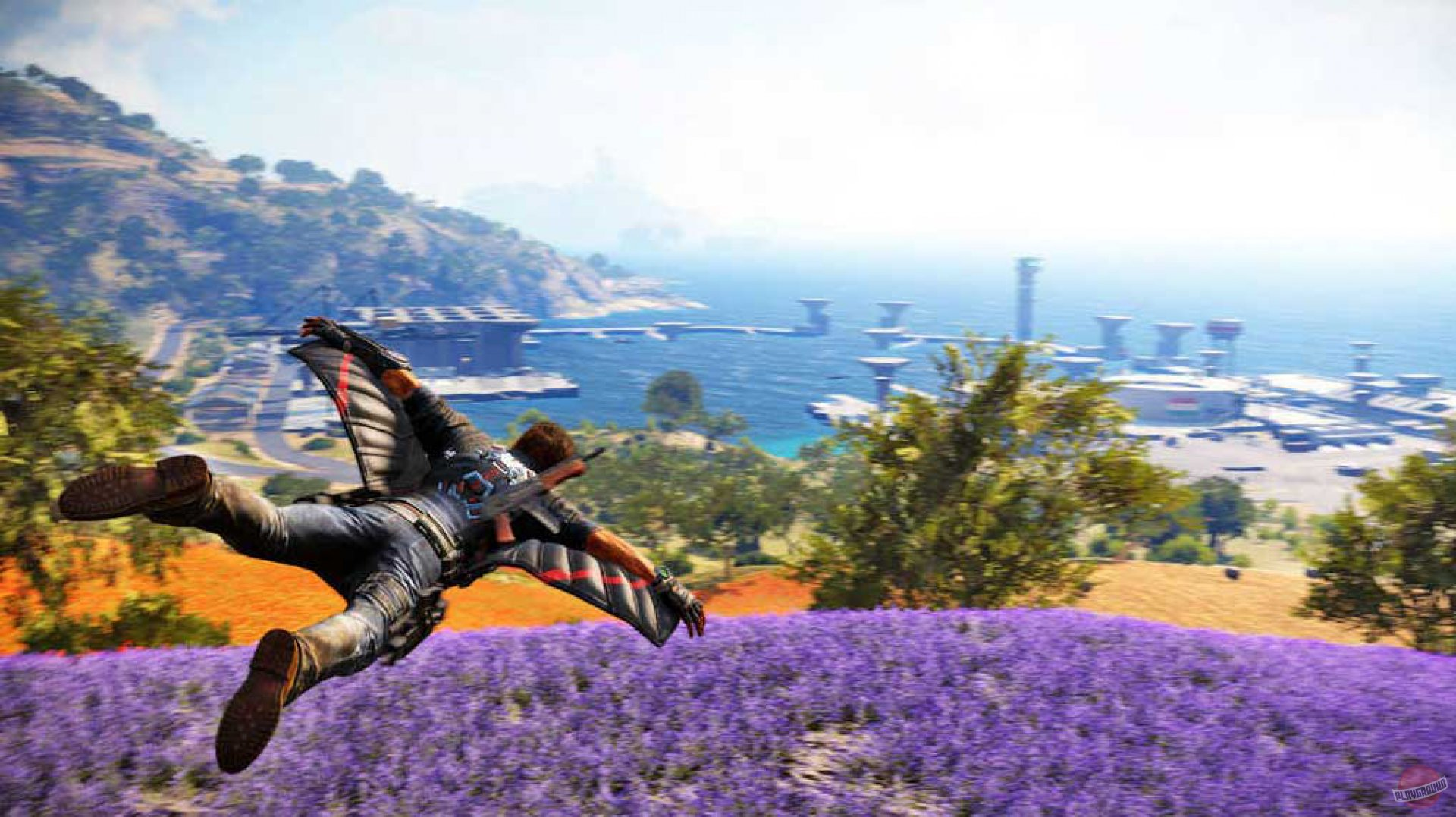 Just Cause 3 Wallpaper: Just Cause 3 HD Wallpapers & Screenshots Free Download