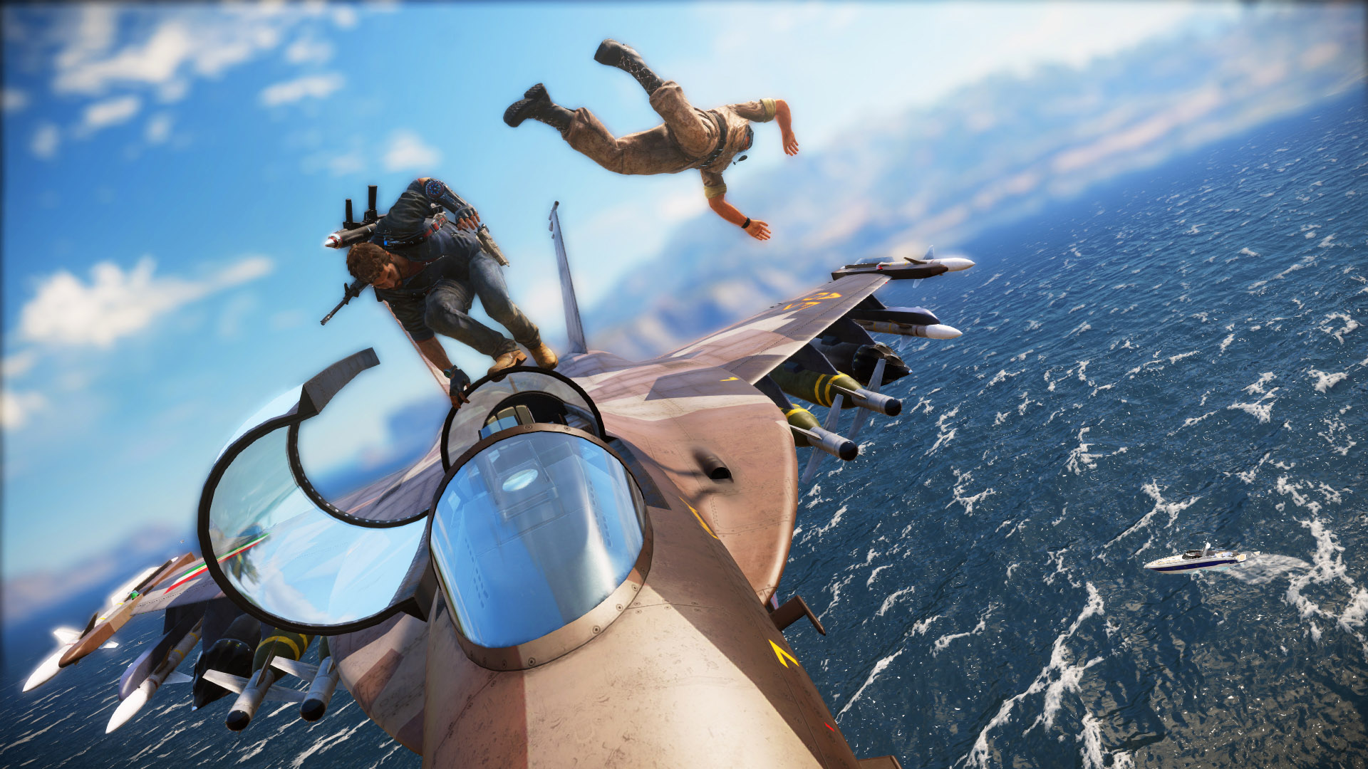 Wallpaper Download Just Cause 2 Hd Game Wallpapers Pictures