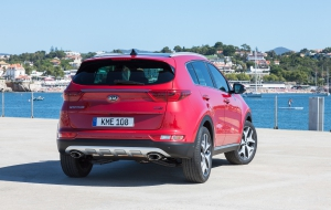 Kia Sportage 2016 Wallpapers