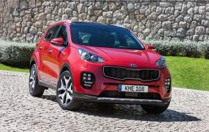 Kia Sportage 2016 High Quality Wallpapers