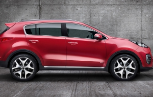 Kia Sportage 2016 Wallpaper for Computer