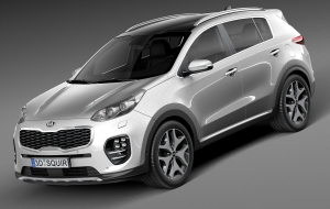 Kia Sportage 2016 Wallpapers HD