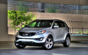 Kia Sportage 2016 Wallpaper