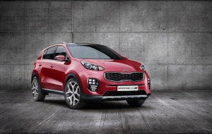 Kia Sportage 2016 Photos