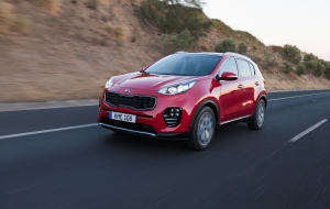 Kia Sportage 2016 HD Wallpaper