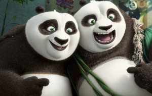 Kung Fu Panda 3 Wallpapers HD