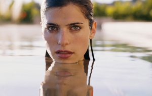 Lake Bell Background
