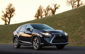 Lexus RX 2016 High Quality Wallpapers