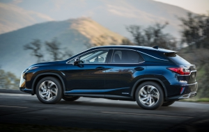 Lexus RX 2016 Wallpapers and Backgrounds