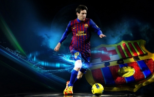 Lionel Messi Desktop