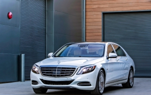Mercedes-Maybach S600 Desktop