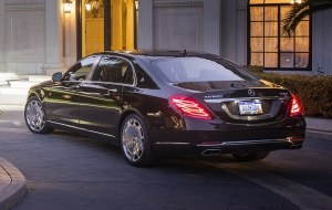 Mercedes-Maybach S600 HD