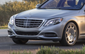 Mercedes-Maybach S600 High Quality Wallpapers