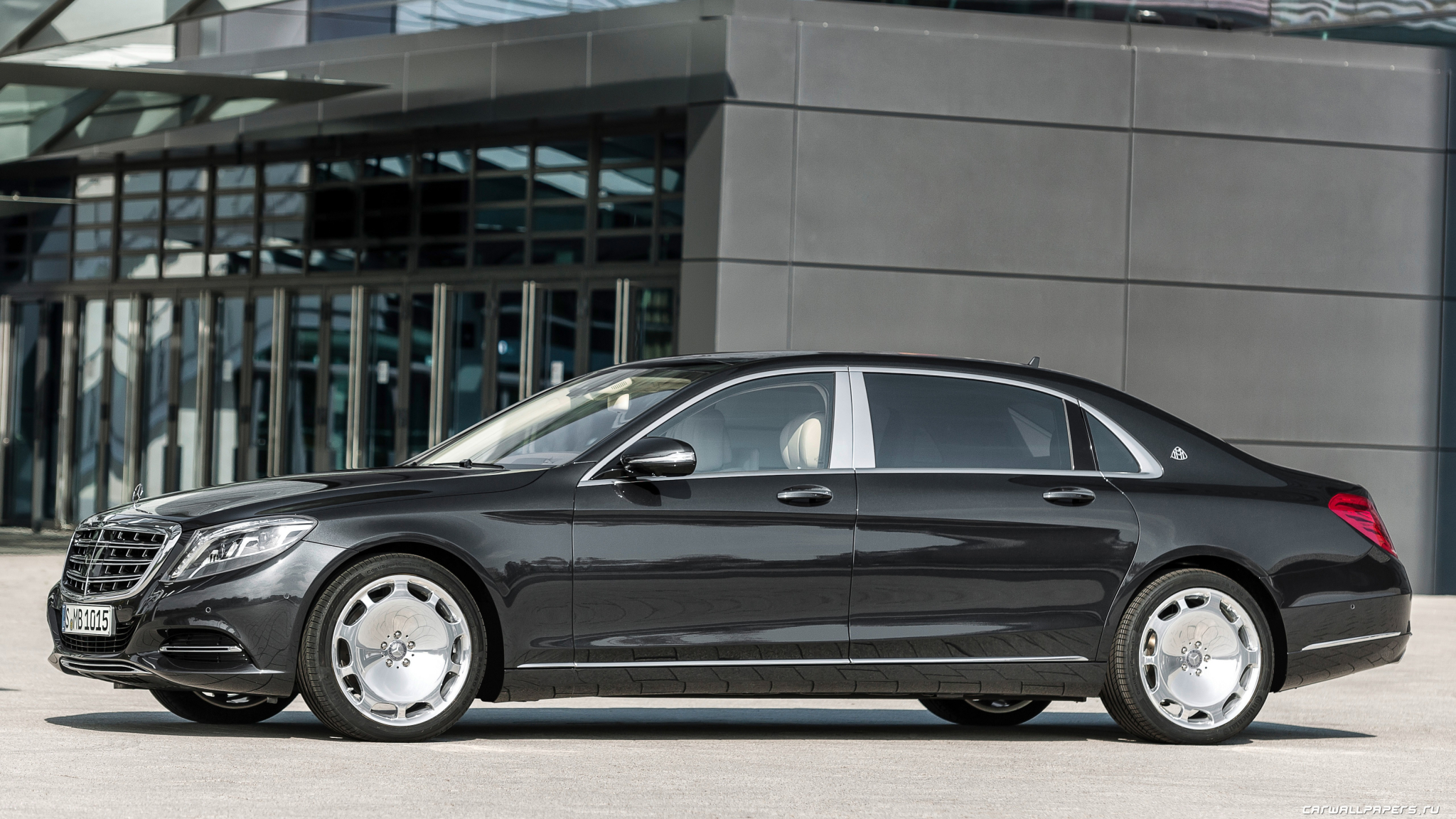 mercedes-maybach s600 hd wallpapers free download