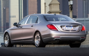 Mercedes-Maybach S600 Wallpapers and Backgrounds