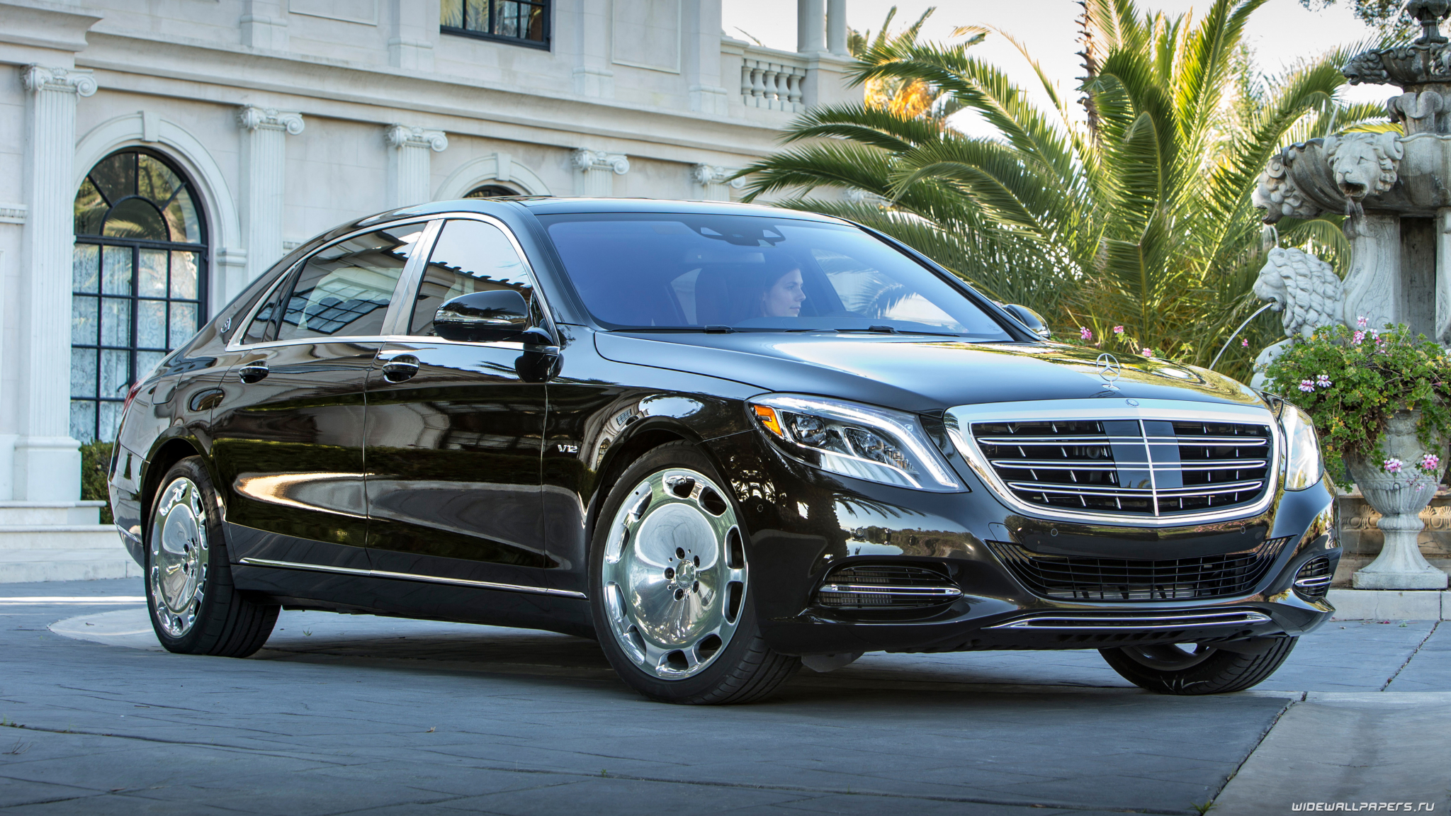 Mercedes Maybach S600 Hd Wallpapers Free Download