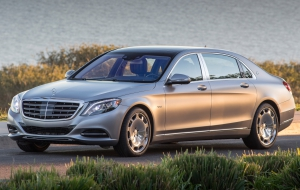 Mercedes-Maybach S600 Desktop Wallpapers