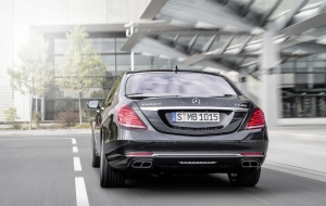 Mercedes-Maybach S600 Desktop Pictures