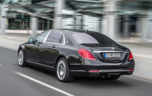 Pictures of Mercedes-Maybach S600