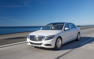 Mercedes-Maybach S600 Download