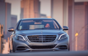 Mercedes-Maybach S600 Free Download