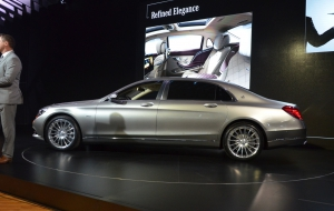 Mercedes-Maybach S600 Images
