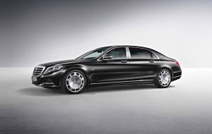 Mercedes-Maybach S600 Widescreen