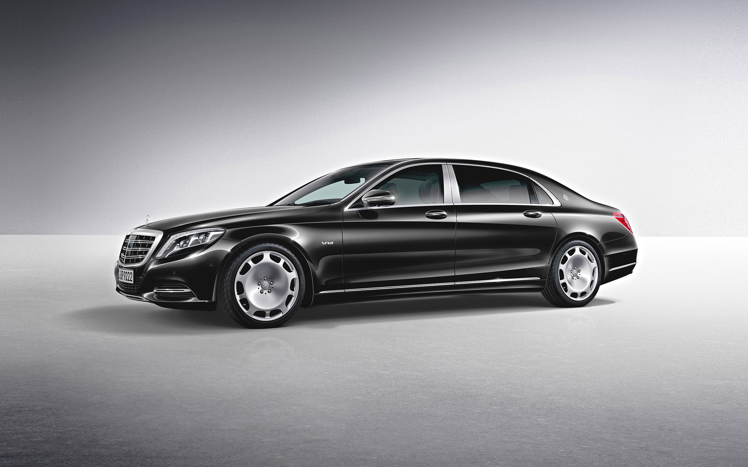 mercedes maybach s600 widescreen