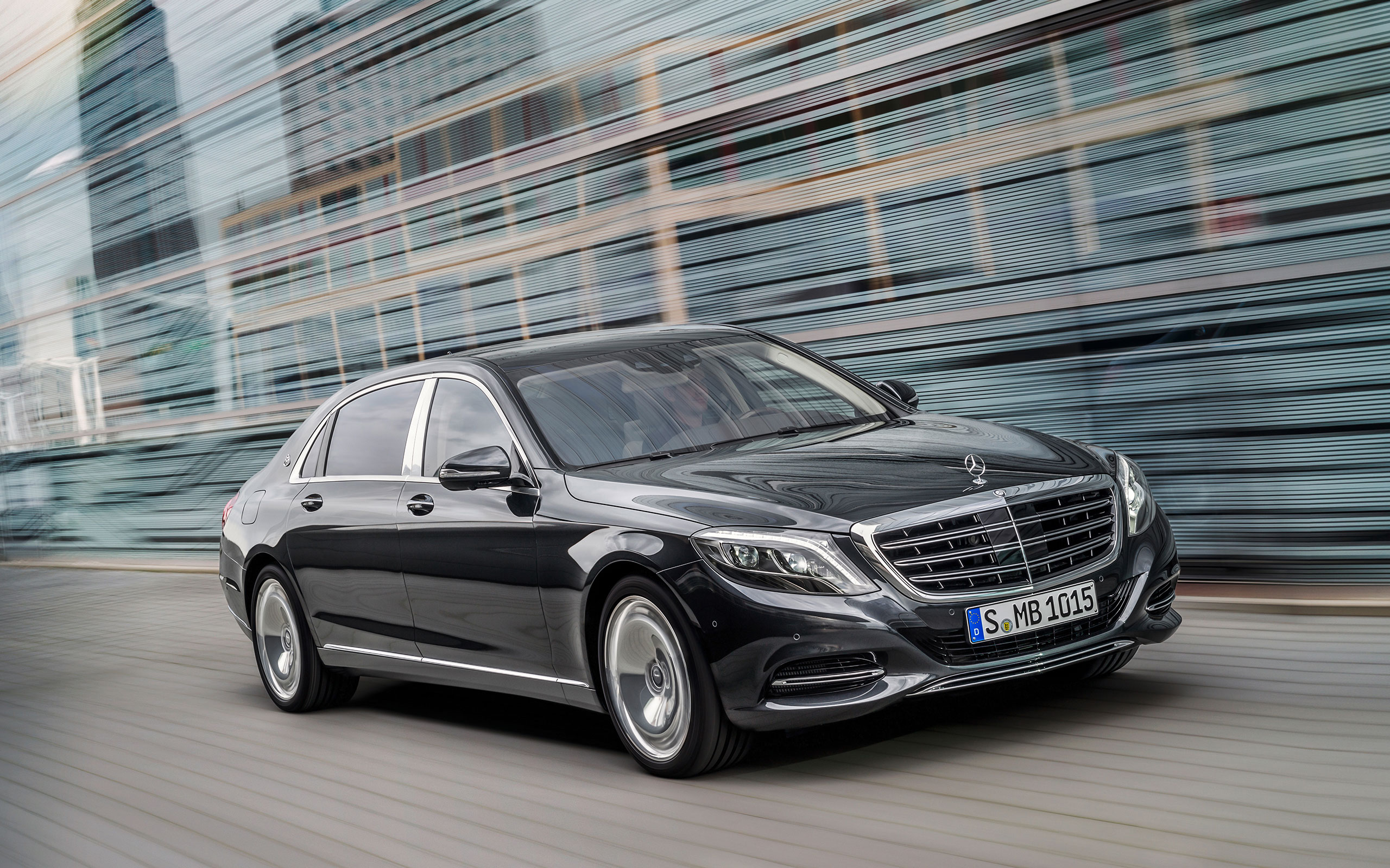 mercedes maybach s600 hd wallpaper