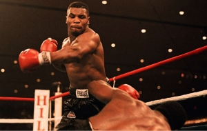 Mike Tyson Background