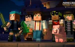 Minecraft: Story Mode Photos