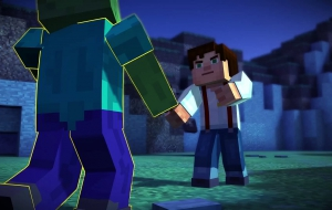Minecraft: Story Mode HD