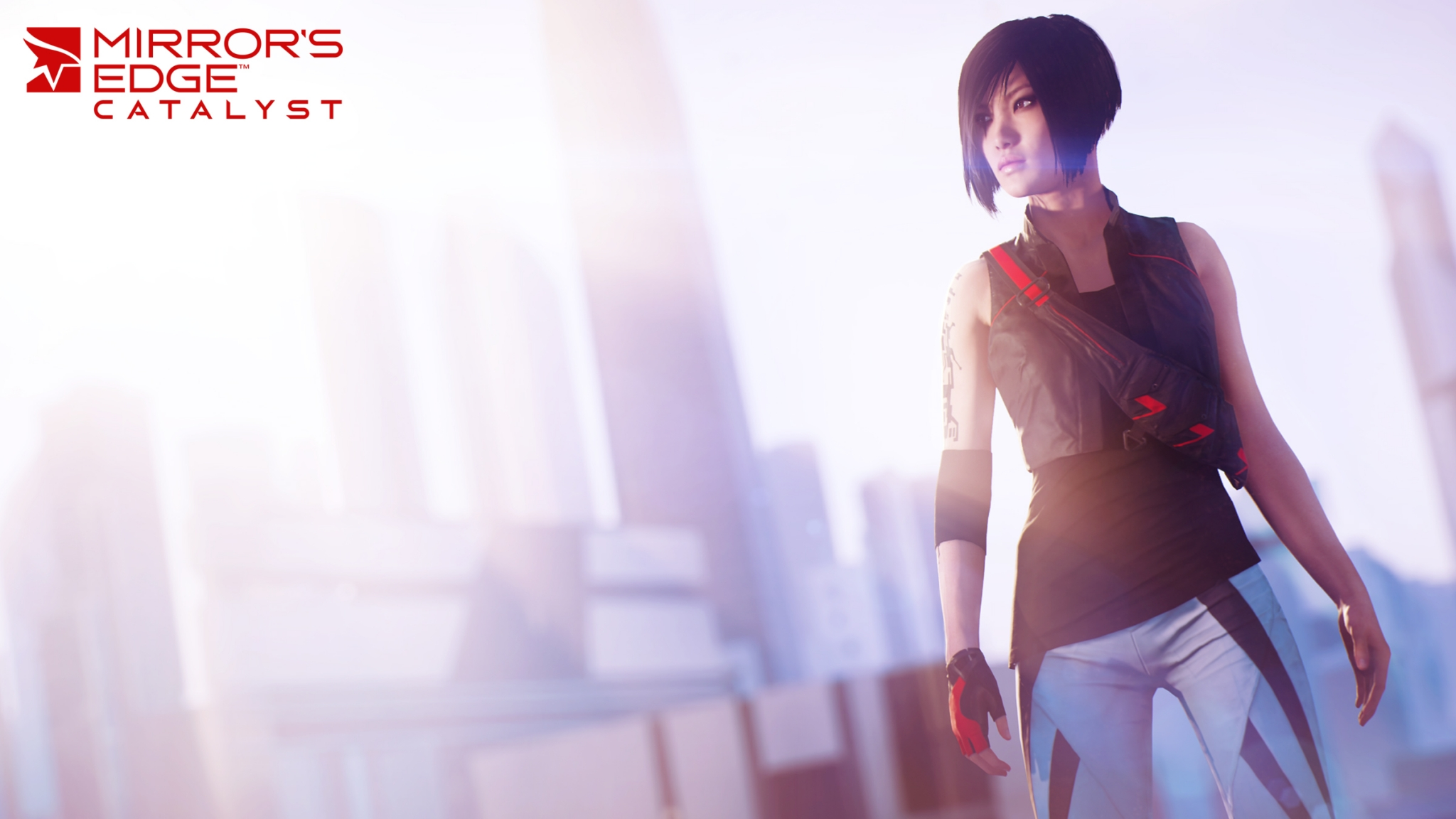 Mirror 39 s edge catalyst hd wallpapers and screenshots download for Mirror mirror hd