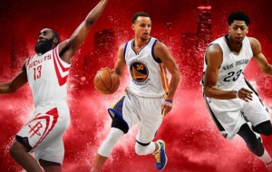 NBA 2K16 Desktop Wallpapers