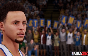 NBA 2K16 Widescreen