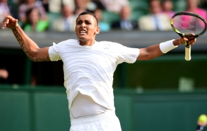 Nick Kyrgios full HD