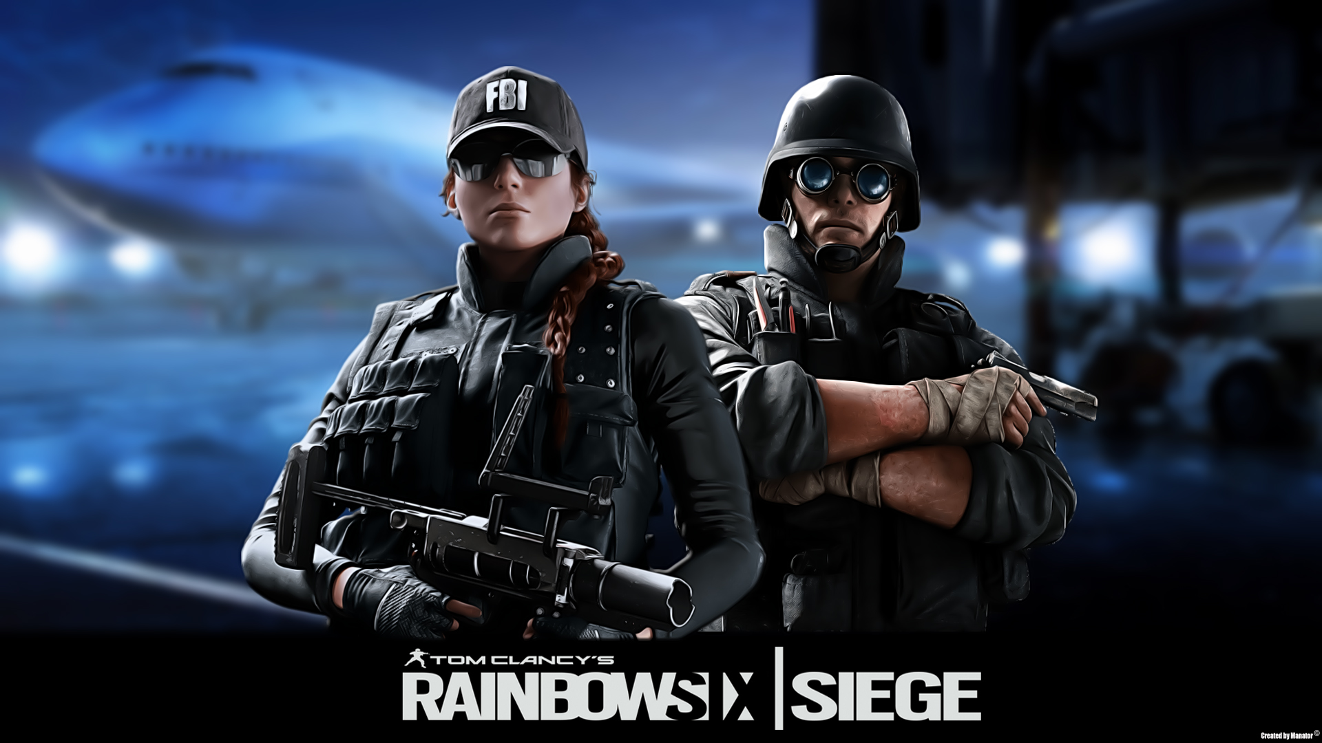 Rainbow Six Siege Wallpaper Hd: Rainbow Six: Siege HD Wallpapers Free Download