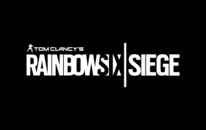 Rainbow Six: Siege logo black